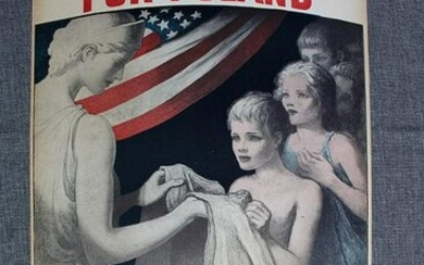 American Relief For Poland - So Many - Art by W.T.