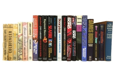 Collection of Ian Fleming & Bond interest.