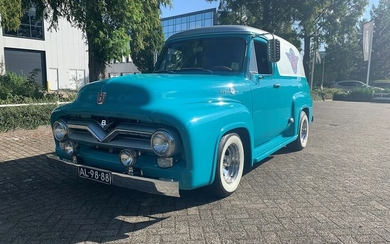 Ford USA - Ford F100 panel Custom made - 1955