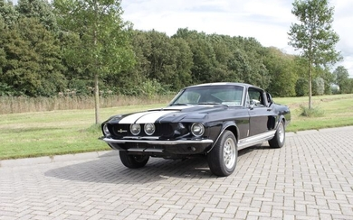 Ford USA - Mustang Fastback - 1967