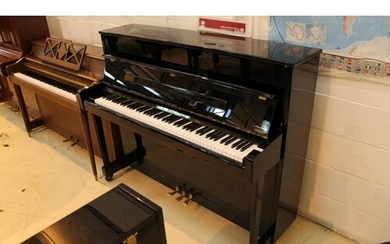 Jaques Samuel by Bechstein (c2000) A 120cm upright piano mad...