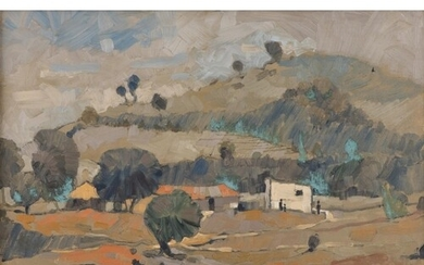 Anthony Strickland (South Africa 1920 - 2000): NEAR THE UMGE...