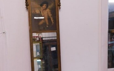 Neo Classical Style Pier Mirror