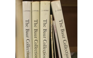 ° Reference books- Ayers, The Baur Collection, comprising C...