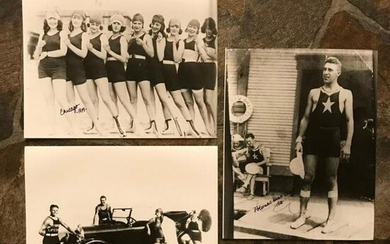 Vintage Early 1900's Bathing Suits Photo Prints