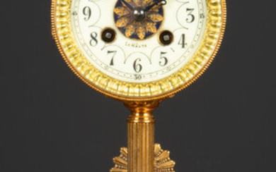 A French mantle clock