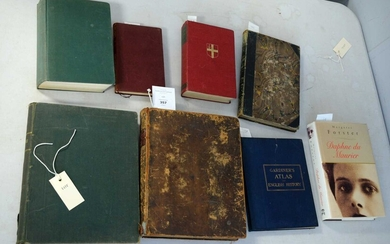 Selection of 19th century and later books