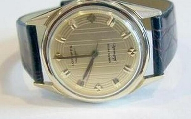Solid Gold 14k LONGINES GRAND PRIZE Automatic Watch