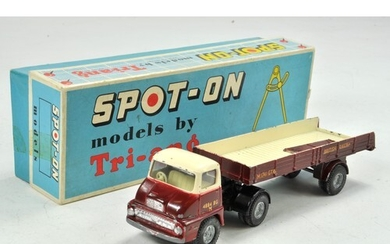 Tri-ang Spot-On 111A/1 Ford Thames Trader with Trailer in th...