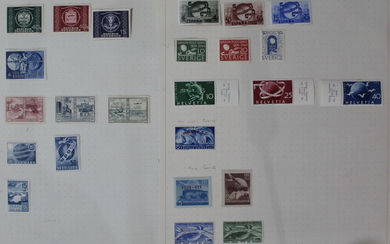 Vatican , Austria , Triest Zone B And more , UPU , 1949 , Small Collection of MH Stamps , CV-200 euro +