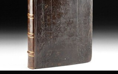 1676 Samme's Antiquities of Britain, First Edition