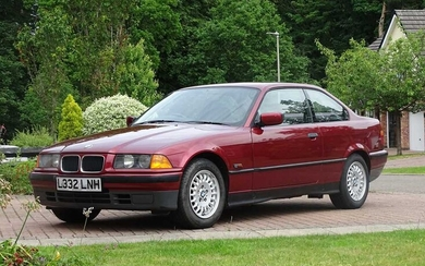 1993 BMW 318is Coupe