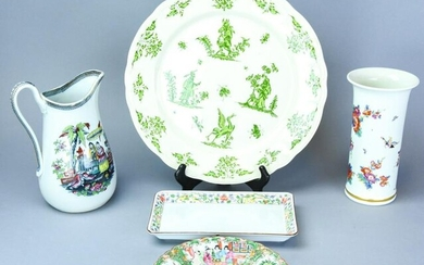 Collection Chinese & Chinoiserie Porcelain