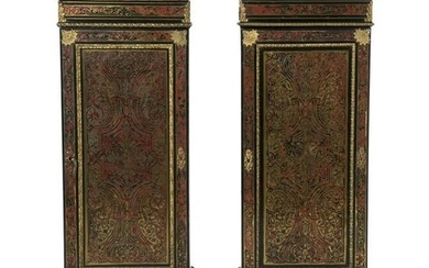 Pair of Boule Cabinets
