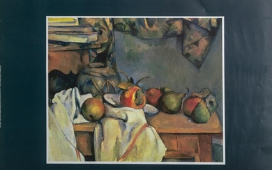 Paul Cezanne, The Phillips Collection - Ginger Pot