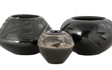 Southwest Native American Contemporary Pottery