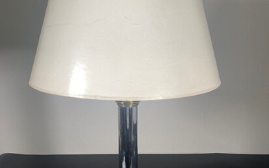 Vintage table lamp from Tyndale Lamp Company, late 1970s.