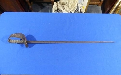 An early 20th century Pattern 1908 Cavalry sword, with 35in ...