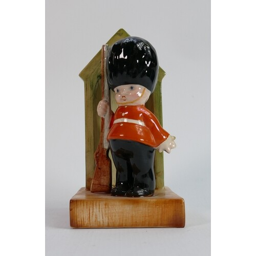 Beswick rare bookend toy soldier 751