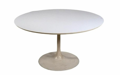 Burke Incorporated Tulip Style Dining Table