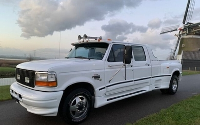 Ford USA - F-350 XLT 7.3 V8 TURBO DIESEL DUALLY CREW CAB LONG BED - 1996