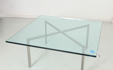 Mies van der Rohe/Knoll style coffee table