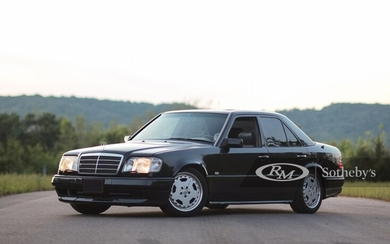 1993 Mercedes-Benz 400 E 4.2 AMG Stage III