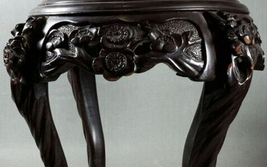 Antique Chinese Wooden