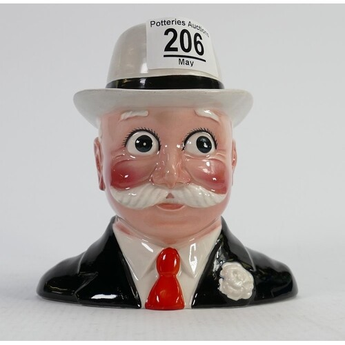 Beswick character jug The Colonel: made in 1967 for Peters, ...