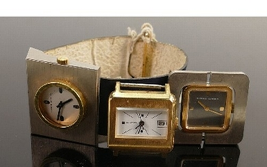 Mid century Pierre Cardin watches by Jaeger: Together with E...