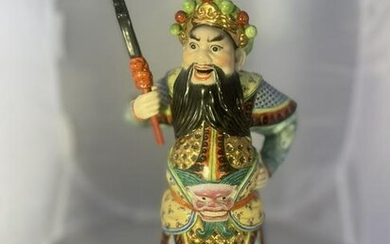 Vintage or Older Chinese Warlord