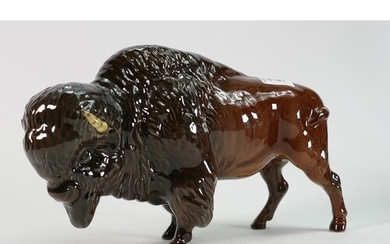 Beswick model of a Bison 1019