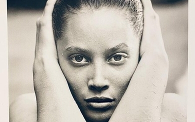 """Herb Ritts, """"Christy Turlington, Hollywood"""""""