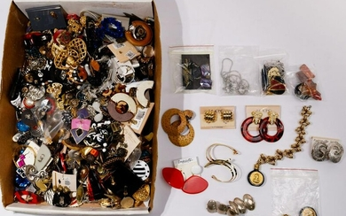 Costume Earring and Necklace Assortment