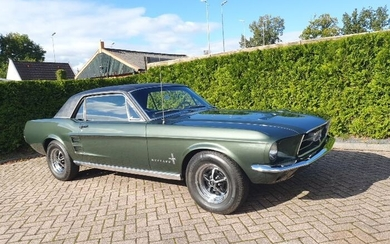 Ford - Mustang Hardtop Coupe V8 - 1967