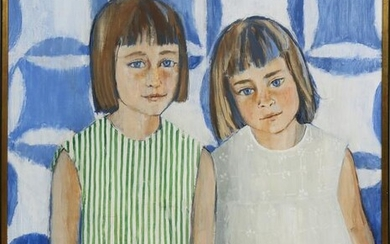 Painting, Two Sisters
