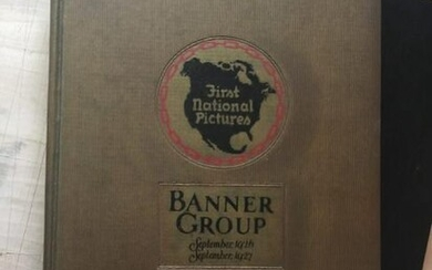 Banner Group - First National Pictures (September 1926