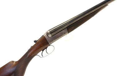 Cogswell and Harrison 12 bore side by side LICENCE REQUIRED