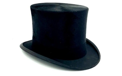 Henry Heath, London Top Hat in Fitted Case