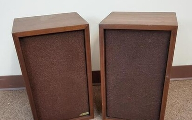 Pair Of Adler Model 63-AS Speakers