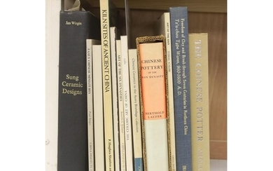 ° Reference books on Chinese ceramics, Han To Song Dynasty ...
