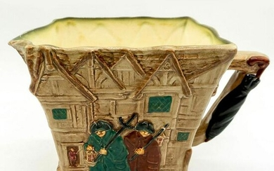 Royal Doulton Dickensware Pitcher, Old London