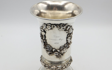 SILVER CUP.