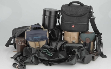 A Good Selection of Camera Cases
