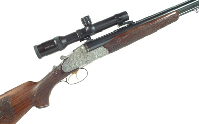 Krieghoff Drilling 30-06 / double 12 bore LICENCE REQUIRED