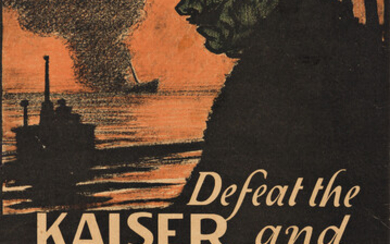 STEELE (DATES UNKNOWN) DEFEAT THE KAISER AND HIS U BOATS