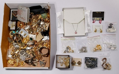 Designer Costume Jewelry Assortment
