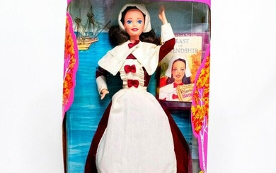 Mattel Barbie Doll, American Stories Collection