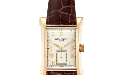 PATEK PHILIPPE, LIMITED EDITION PINK GOLD PAGODA, REF. 5500R