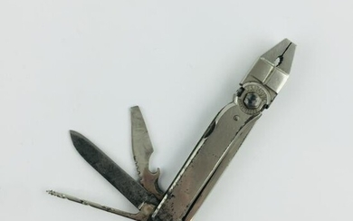 L'Electric French multifunction penknife